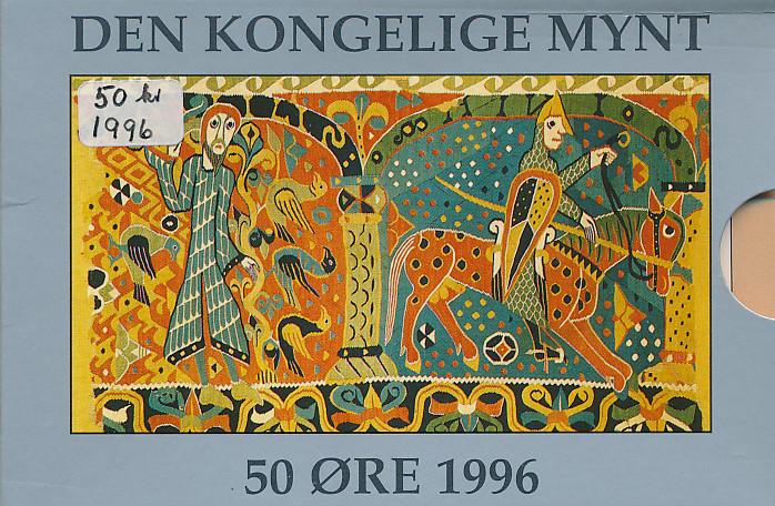 50 øre 1996