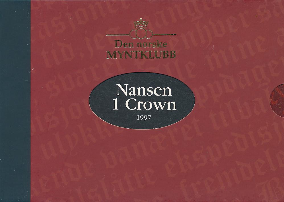 Nansen 1 Crown - Årstall: 1997