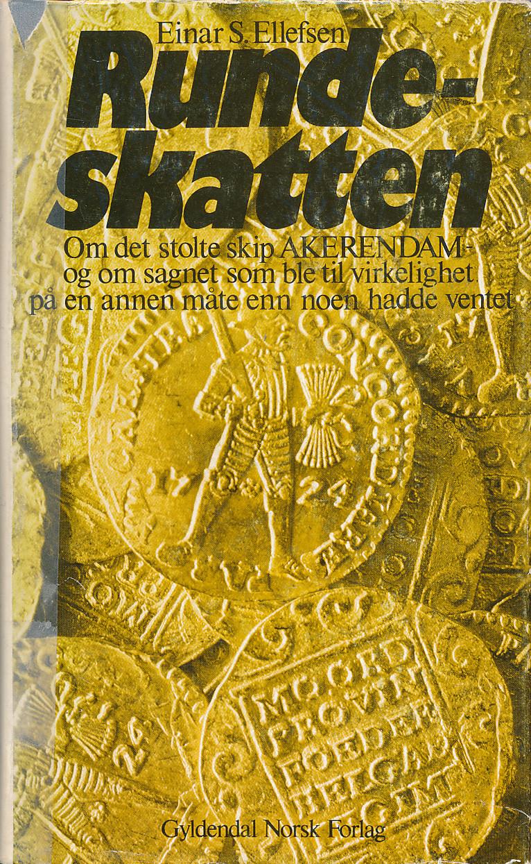 Runde skatten skrevet av Einar S. Ellefsen