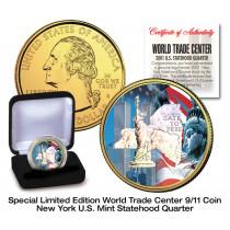 US Quarter World Trade Center
