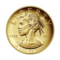 100$ Gull mynt fra USA 2017 Proof