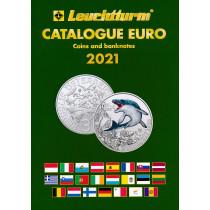 (f) Leuchtturm katalog over Euro mynter og sedler 1999 - 2021