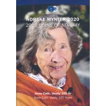 Myntsett souvenir / modern 2020