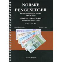 (c25) Norske Pengesedler utgave 25