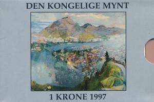 Valør: 1 kr - Årstall 1997