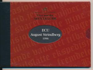 Valør: 5 ECU - Sverige - Årstall: 1996