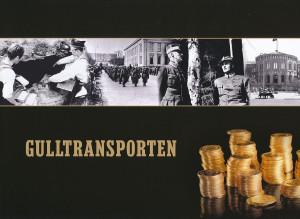Den Norske Gulltransporten under annen verdenskrig