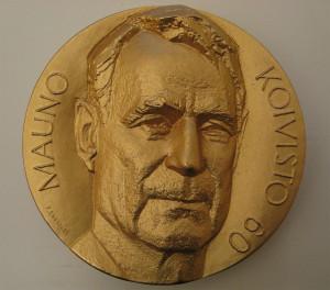 Mauno Koivisto 60 år 1983